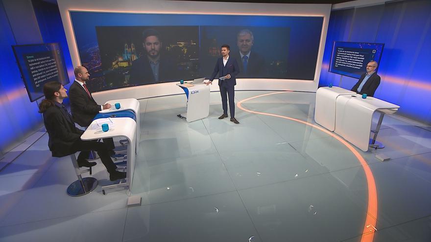 Video 90' ČT24 - Ustavující schůze Poslanecké sněmovny