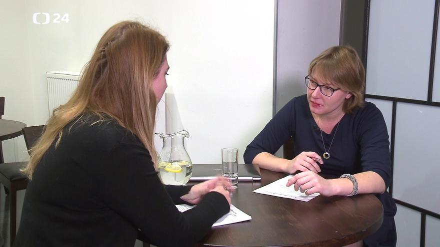 Video Rozhovor s novinářkou Ludmilou Hamplovou o její osobní zkušenosti s ADHD