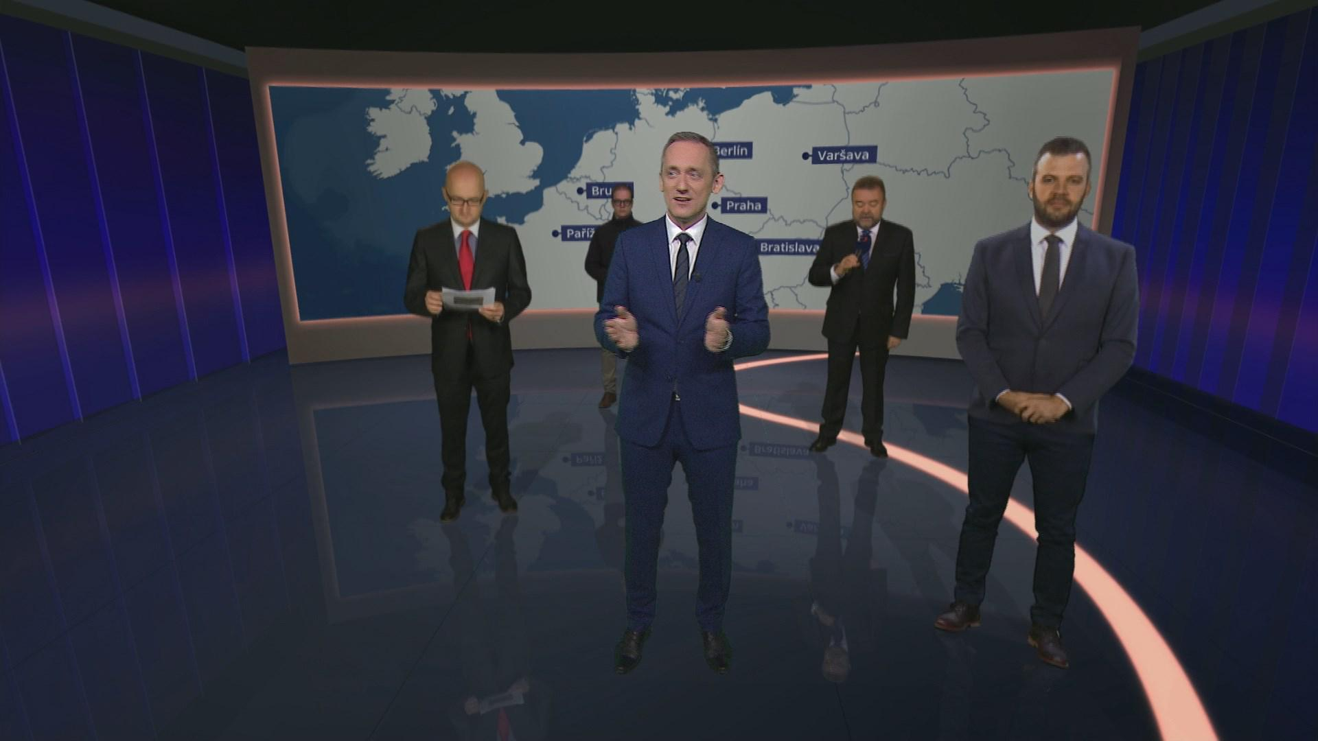 Video 90' ČT24 - Světový den televize