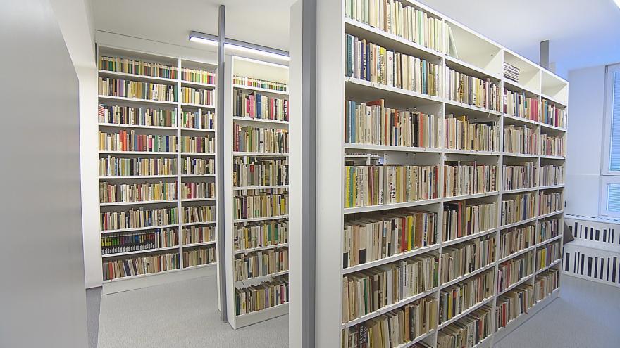 Video Nová knihovna ve Frýdku-Místku