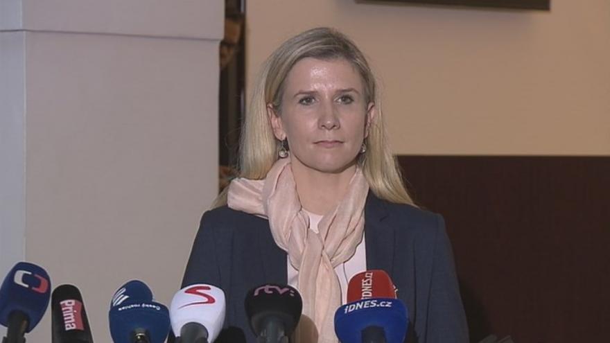 Video Valachová: SPD by neměla mít bezpečnostní výbor