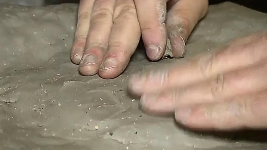 Video Nevidomý sochař