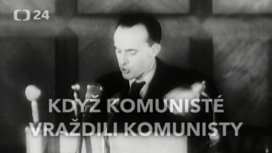 Video Historie.cs - Když komunisté vraždili komunisty