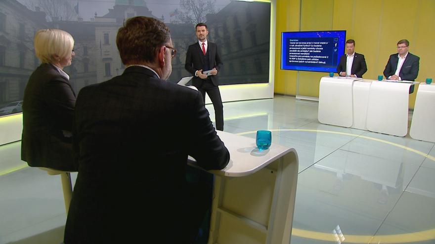Video 90' ČT24 - Vláda Andreje Babiše
