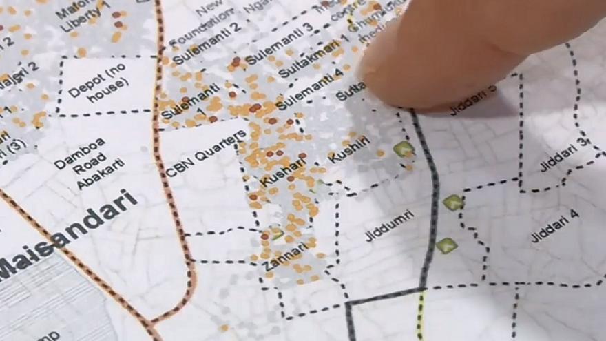Video Mapování Zimbabwe