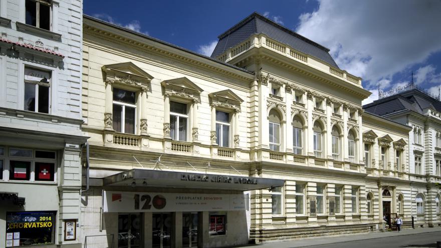 Video Oprava Divadla Jiřího Myrona