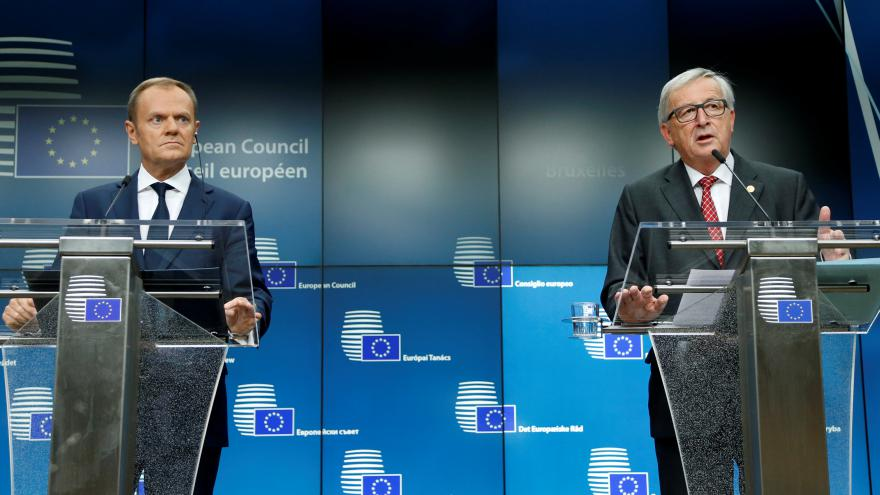 Video Brífink po jednání lídrů zemí EU