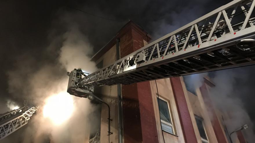 Video Následky požáru v Karnole