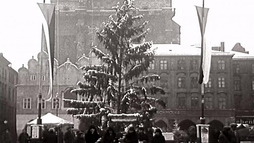 Video Vánoční strom republiky