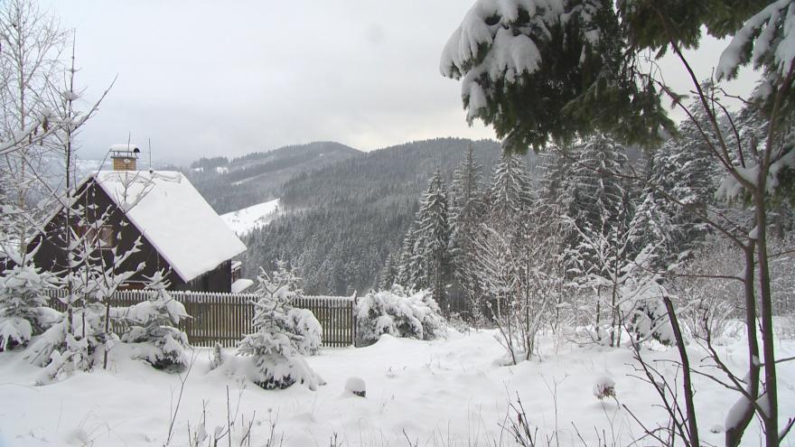 Video Na horách budou lidé slavit Silvestr ve sněhových kulisách