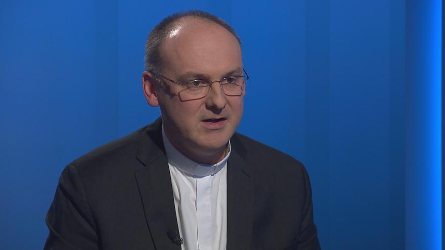 Video Stanislav Přibyl v Interview ČT24
