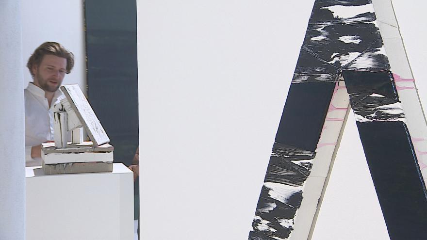 Video Galerie Artikle vznikla v průmyslové zóně jižního Brna