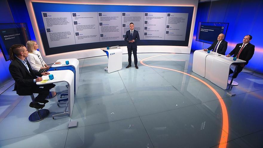 Video 90' ČT24 - Vláda v demisi a co dál?