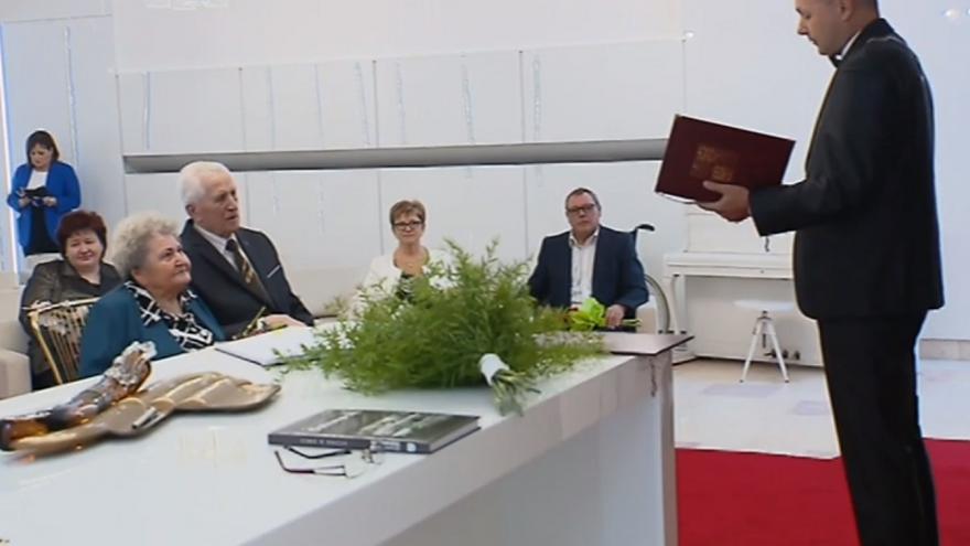 Video Kamenná svatba v Ostravě