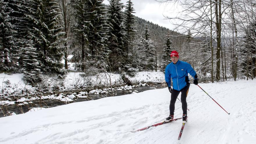 Video Cacek: Spodní vrstva by v zimě při sportování neměla být z bavlny