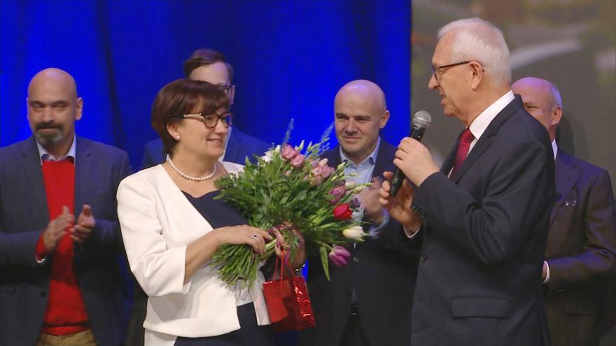 Video Jiří Drahoš na brífinku uznal volební porážku