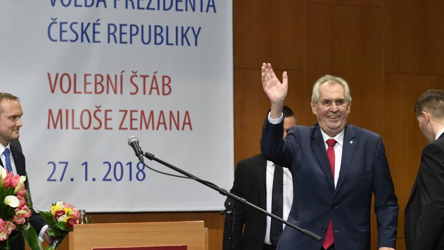 Video Volba prezidenta ČR 2018 - Události, komentáře speciál