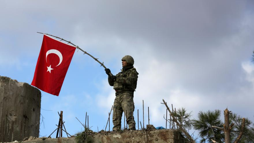 Video Zpravodaj ČT Jakub Szántó: Kurdové se stáhli na jihovýchod