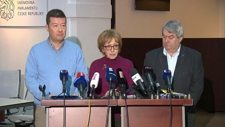 Video Okamura: Zástupci stran se shodli, že by mělo být obecné referendum závazné