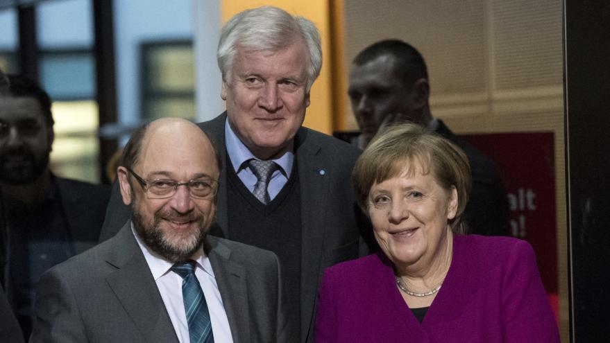 Video V Německu se rýsuje další velká koalice