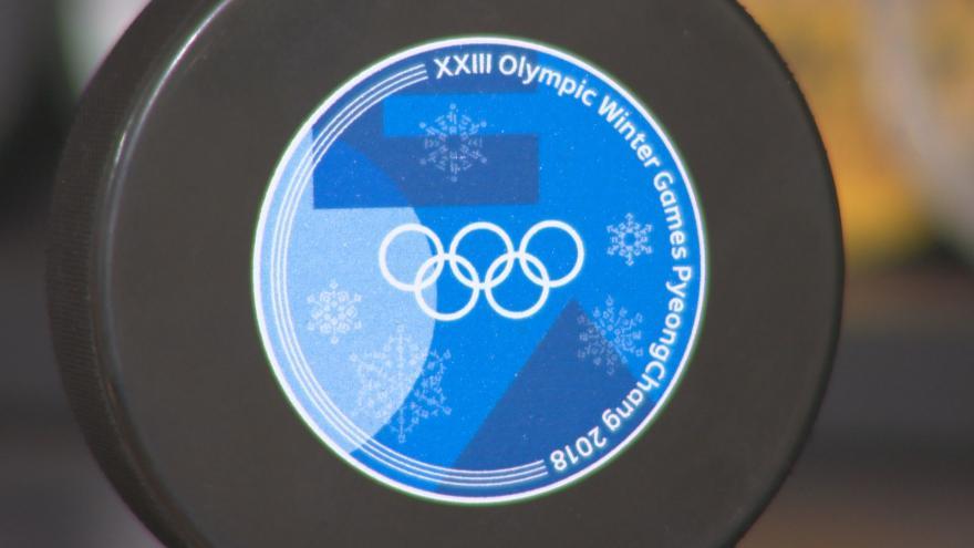 Video S puky vyrobenými na Valašsku se bude hrát hokej v Pchjongčchangu