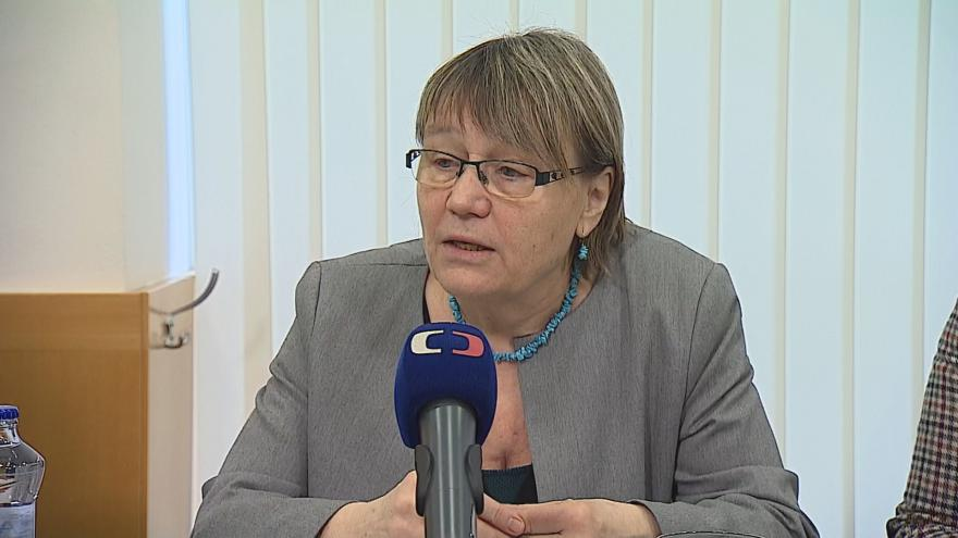 Video Ombudsmanka Anna Šabatová se zaměří na dodržování práv handicapovaných
