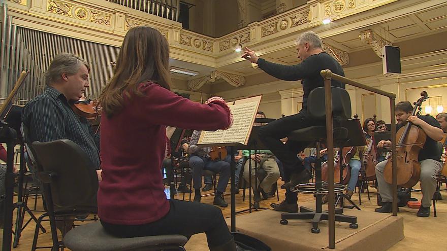 """Video Mozartovu """"Pražskou"""" připomene Brněnská filharmonie"""
