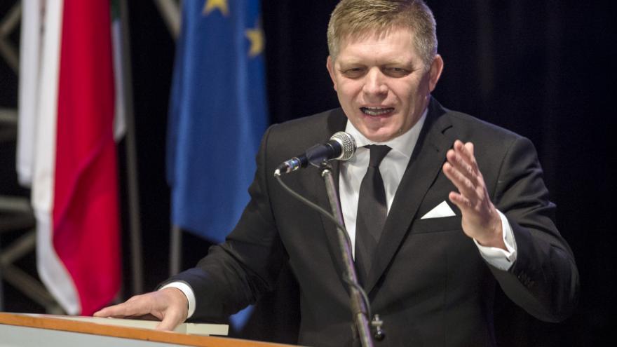 Video Události ČT: Slovenský premiér Fico nabídl svou demisi