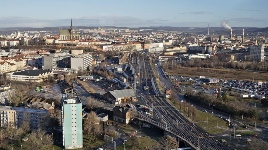 Video Nové nádraží by se podle ankety mělo jmenovat Brno - Šalingrad