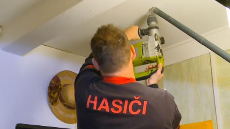 Video Instalace detektorů oxidu uhelnatého