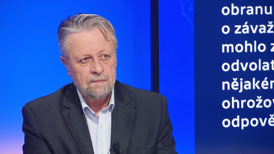 Video 90' ČT24 - Nátlak na odvolání ředitele GIBS Murína