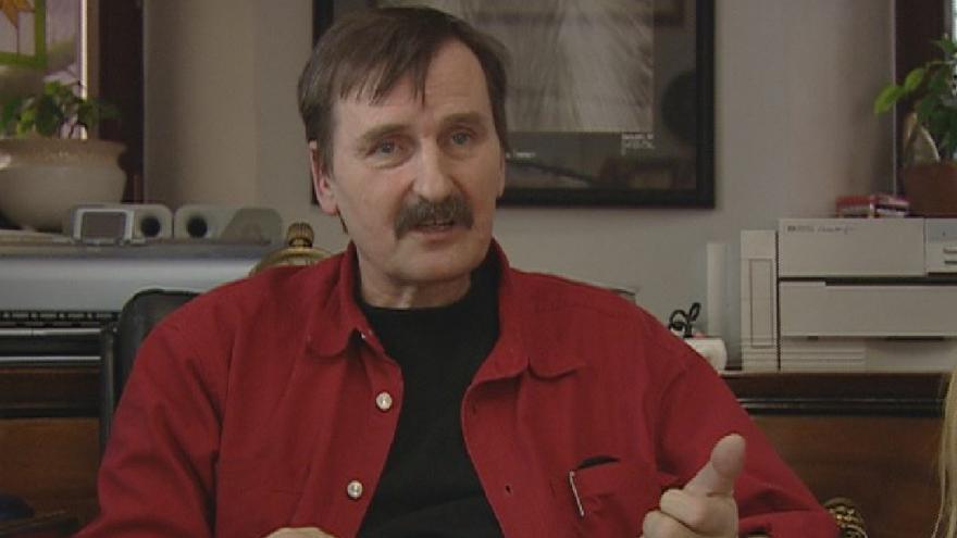 Video Jef Kratochvil v reportáži a v dokumentu J. Vondráka