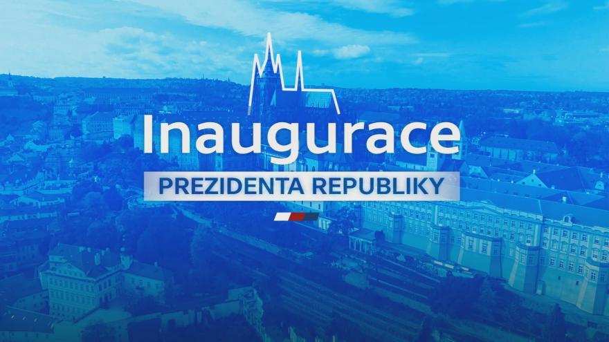 Video ŽIVĚ: Speciální vysílání k inauguraci prezidenta republiky