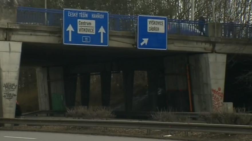 Video Demolice mostů