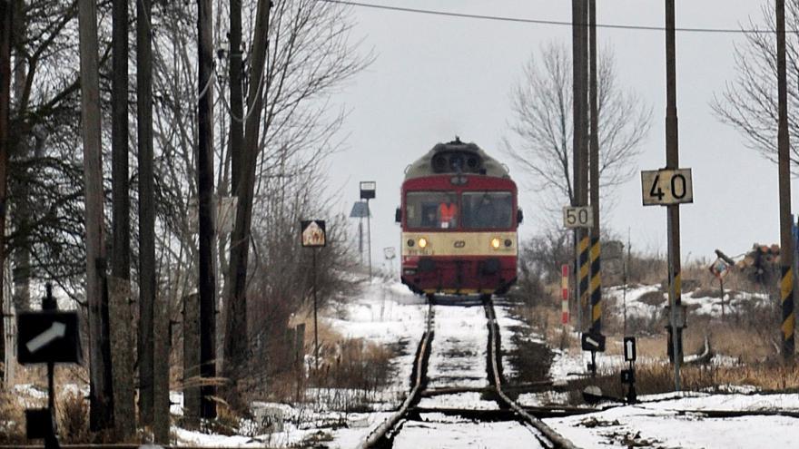 Video Vlaky se vrátí na trať mezi Moravskými Budějovicemi a Jemnicí