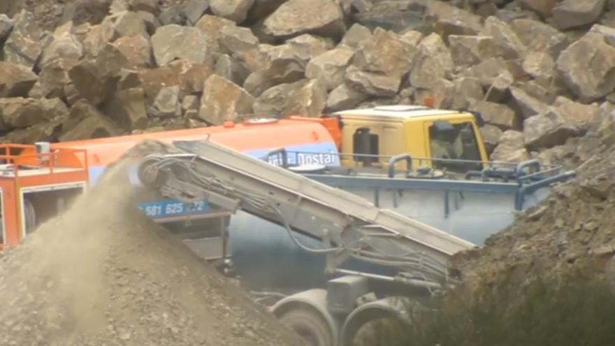 Video Těžba ve Veselíčku