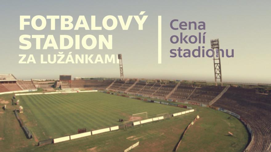 Video Cena okolí stadionu