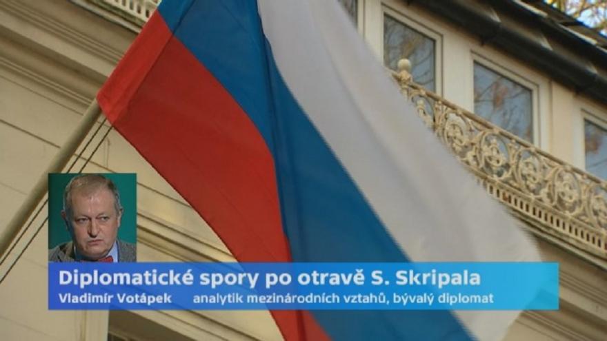 Video Analytik mezinárodních vztahů a bývalý diplomat Vladimír Votápek