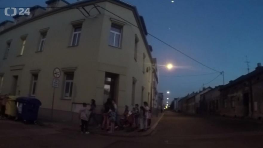 Video Sociálně vyloučená lokalita