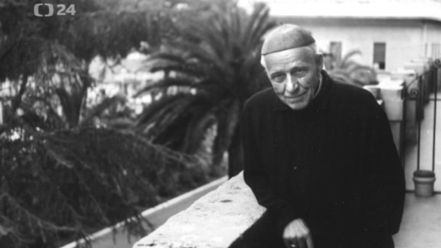 Video Historie.cs - Kardinál Beran, vězeň dvou totalit