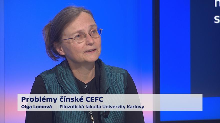 Video 90' ČT24 - Čínské investice v ČR