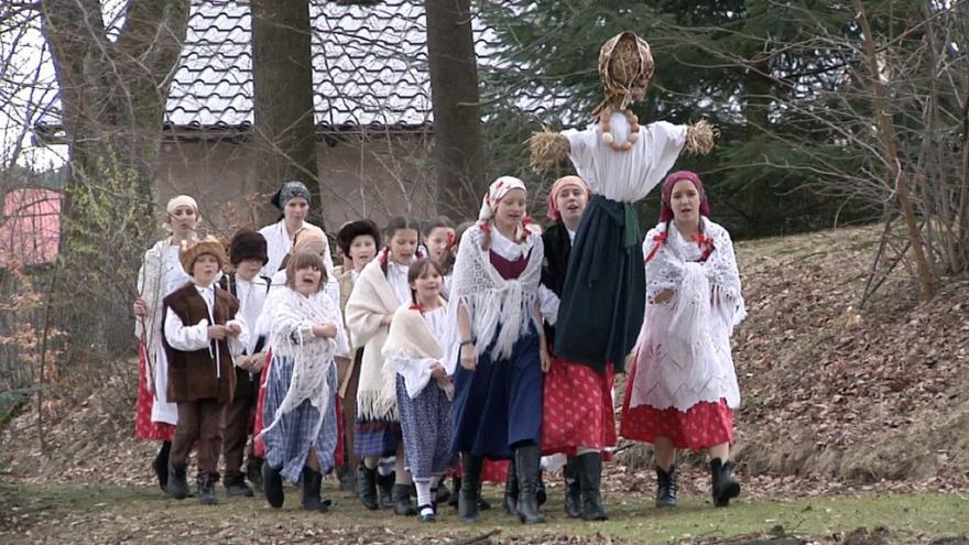 Video Naše tradice - Velikonoce a Smrtná neděle