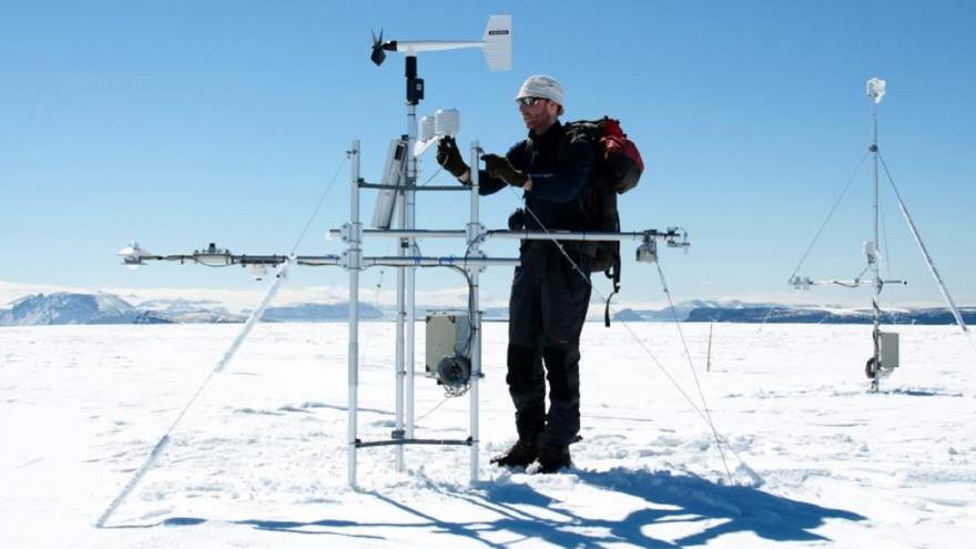 Video Česká expedice v Antarktidě 2018