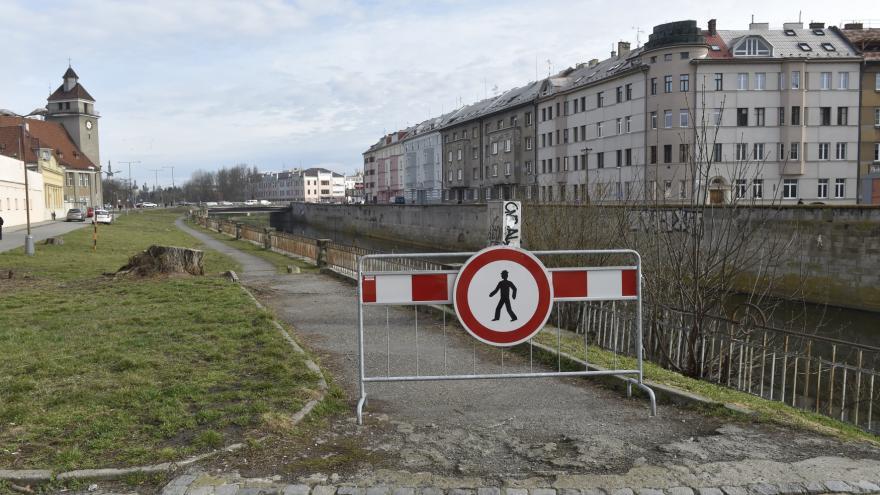 Video Stavba protipovodňových opatření v Olomouci