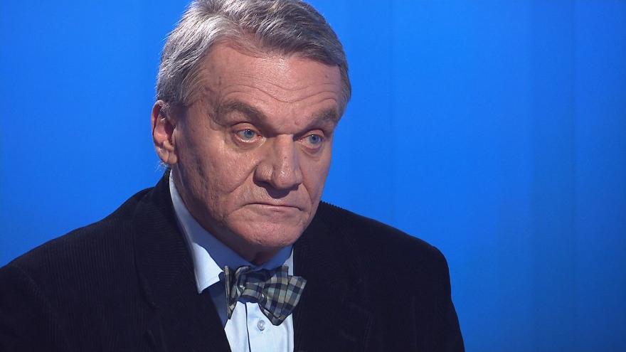 Video Interview ČT24: Bohuslav Svoboda (ODS)
