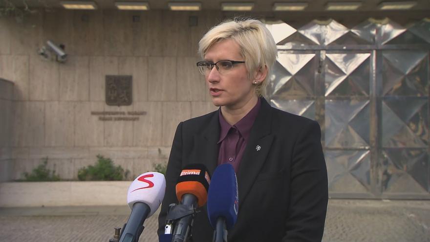 Video Šlechtová: Česku žádné nebezpečí nehrozí