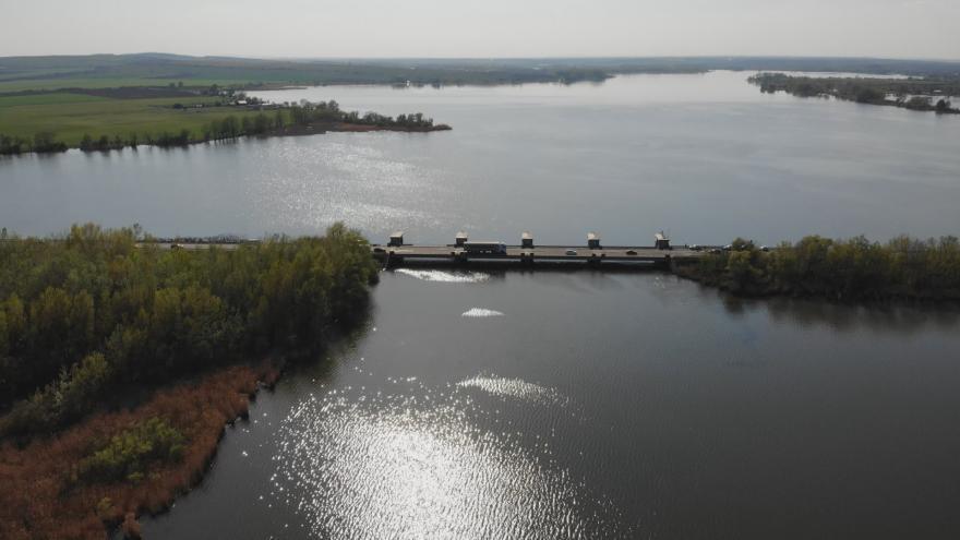 Video Pohledem dronu: Most přes Nové mlýny je v havarijním stavu
