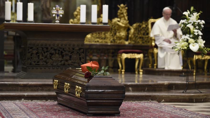 Video 90' ČT24 - Návrat ostatků kardinála Berana do vlasti