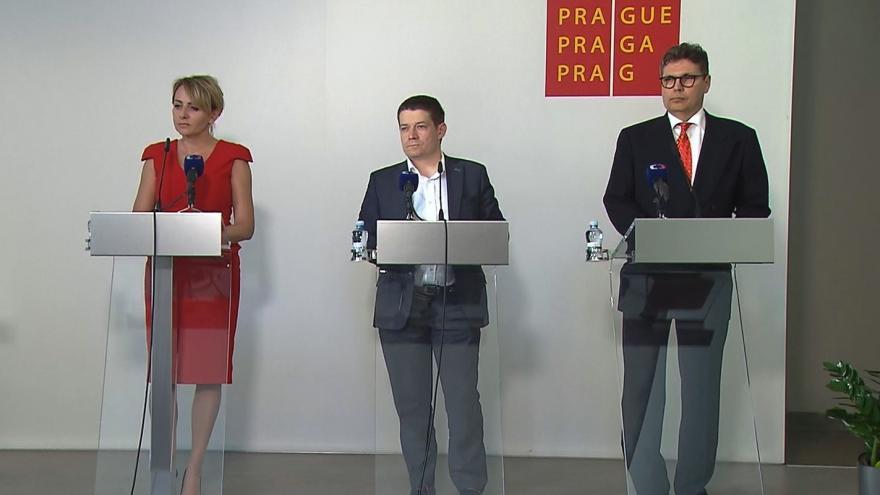 Video Události v regionech: Krize v pražské koalici