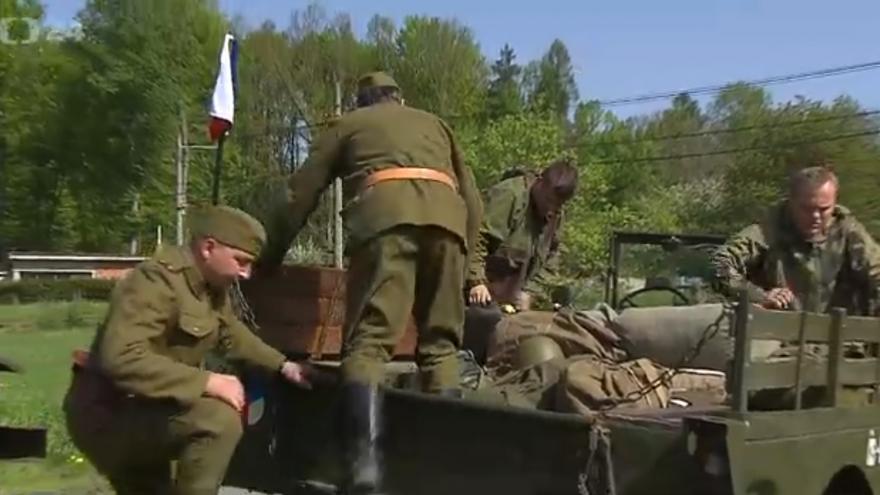 Video Po stopách bojů Ostravsko-opavské operace